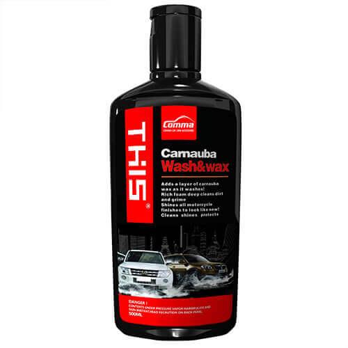 carnauba wash shampoo China Manufacturer
