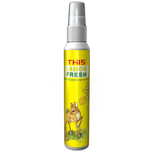 China Supplier Air Freshener | THIS® | Lemon