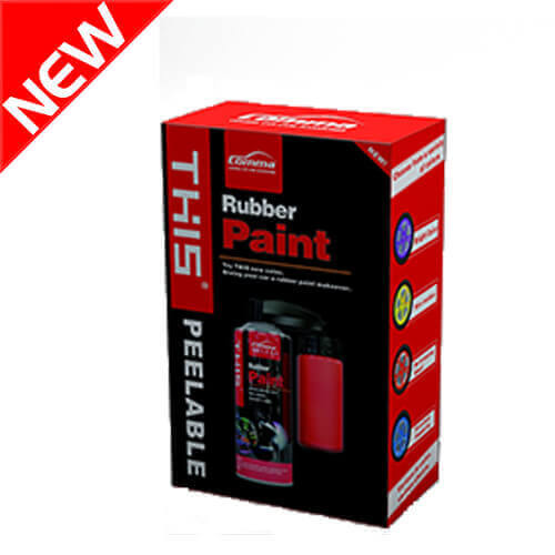 rubber paint | THIS®
