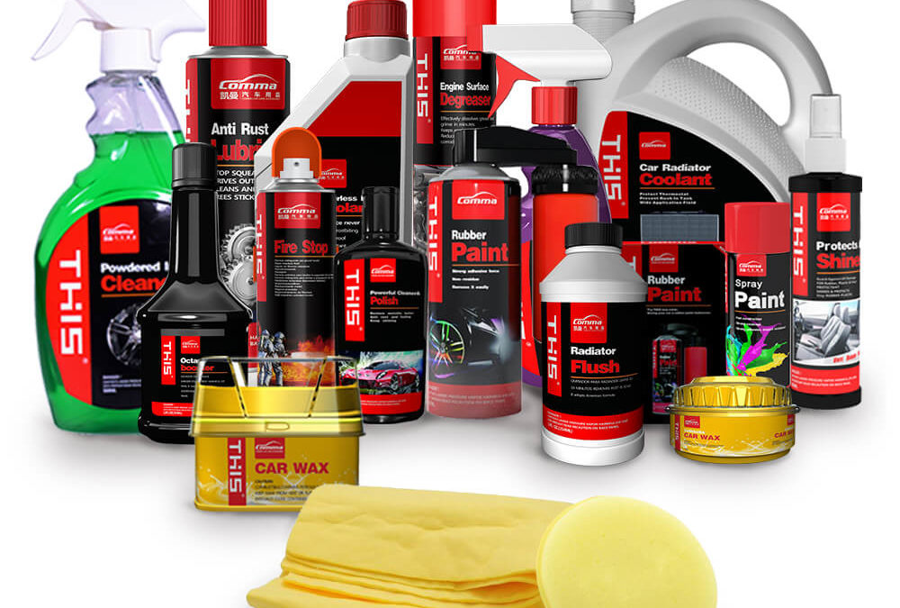Car Care Products China Supplier