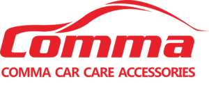 Comma Car Care Products and Spray Paint