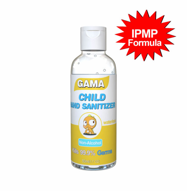 Hand Sanitizer for kids IPMP Non-Alcohol