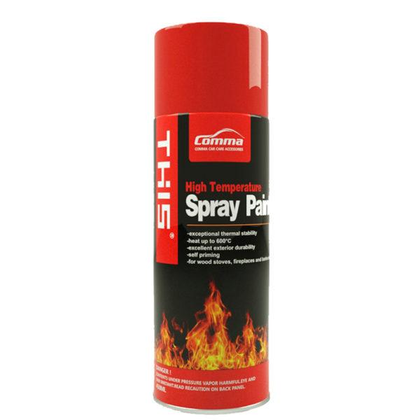 High Temperature Heat Resistant Aerosol Spray Paint