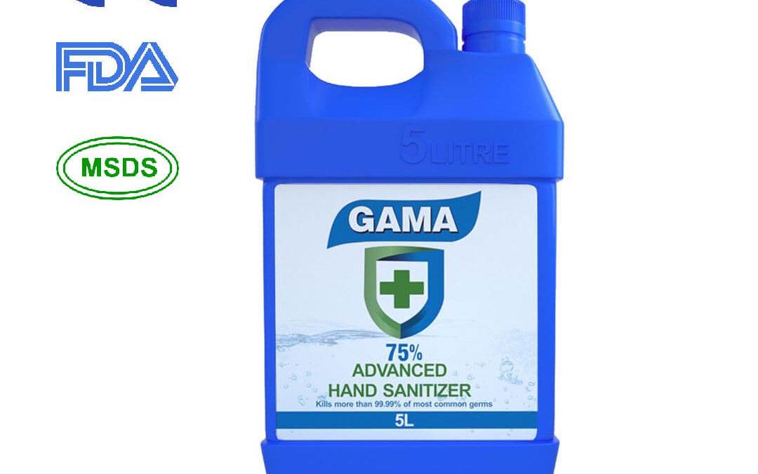 Ethyl Alcohol Disinfection Bulk – 5L