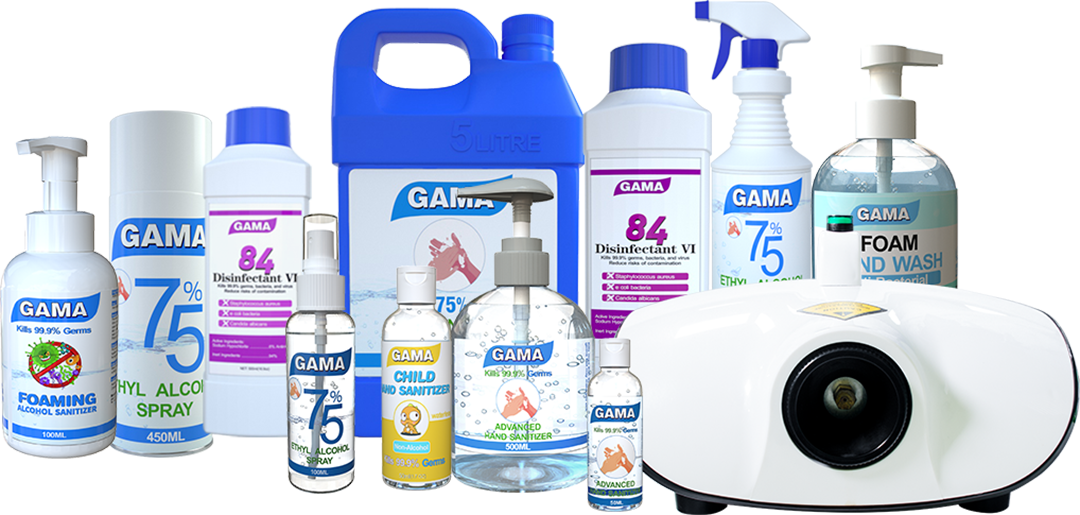 Disinfections Series Products