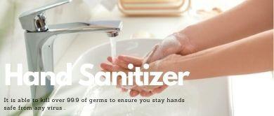 hand Sanitizer(目录)