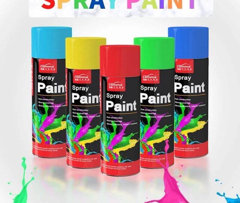 Spray Paint-450 ml