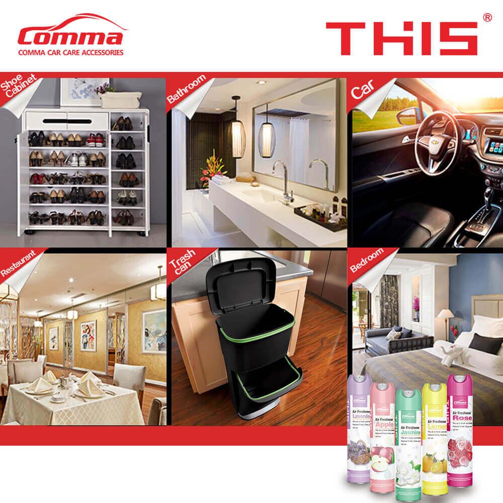 Air Freshener-Application