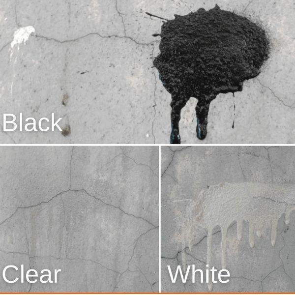 Self-spray Crack Repair color