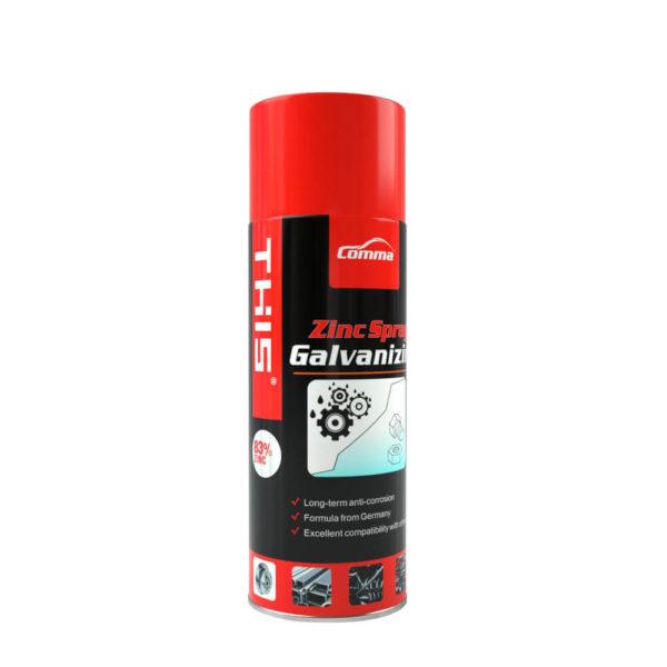Zinc Spray Galvanizing - 83%