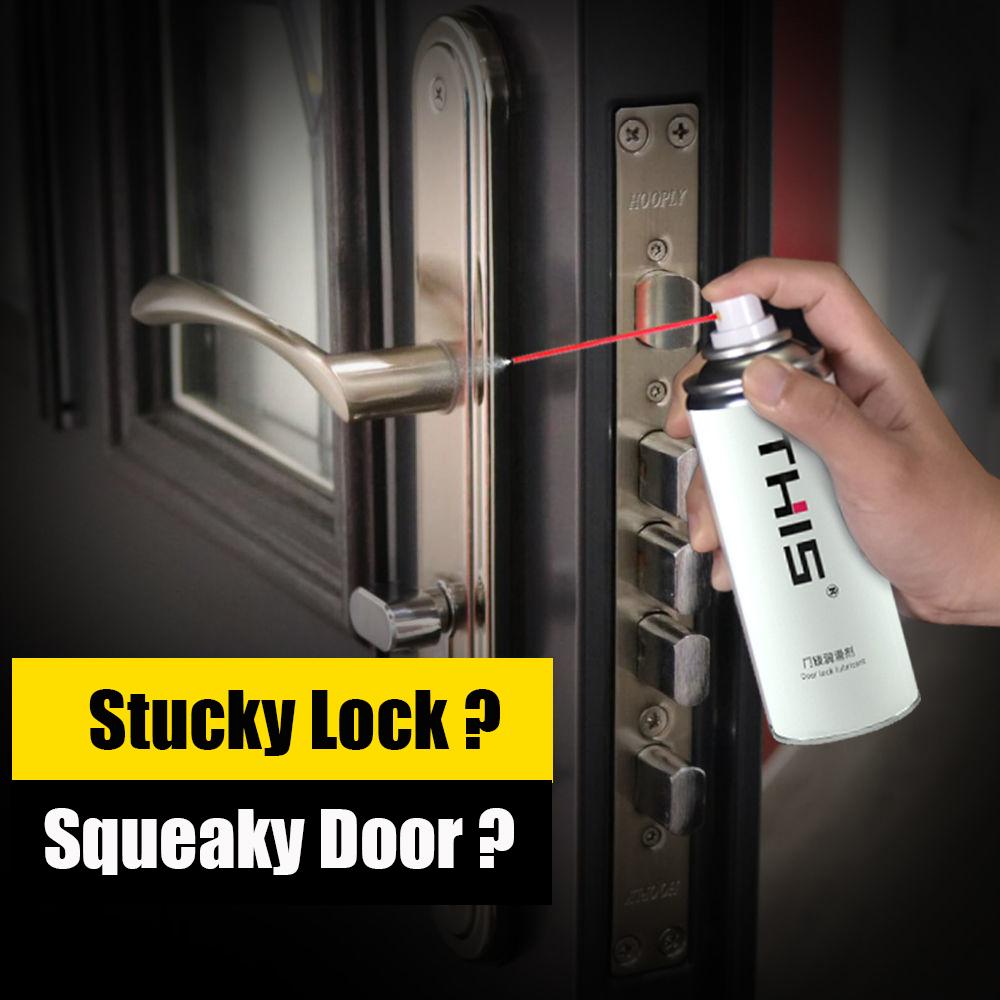 Door Lock Lubricant Spray